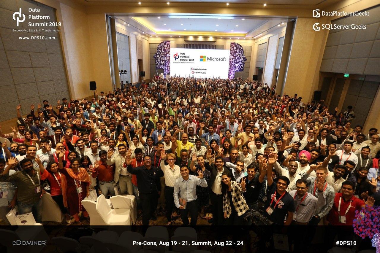 DPS 2019 Group Photo